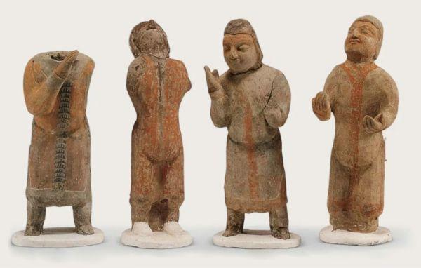 张志忠:大同北魏墓葬胡俑的粟特人象征