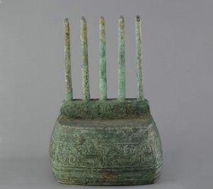 青铜时代 · 屯溪西周墓