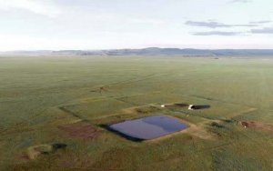 """蒙古国:匈奴单于庭""""龙城""""被发现了?""""单于天子""""瓦当现身"""