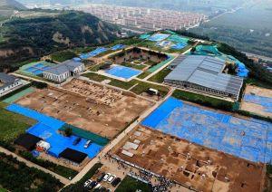 """河南:""""河洛古国""""发现中国最早""""宫殿"""""""