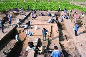 新石器时代 · 两城镇遗址