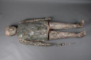 西汉 · 刘胜金缕玉衣(河北博物院)