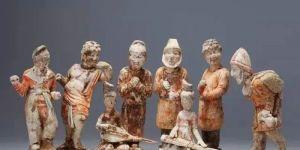 长沙简牍博物馆 :首次举办古代乐舞戏曲文物展