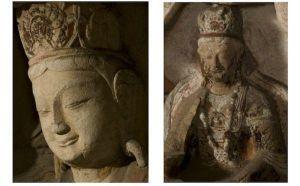 曹彦:云冈石窟菩萨宝冠的类型:化佛、莲花、素面……