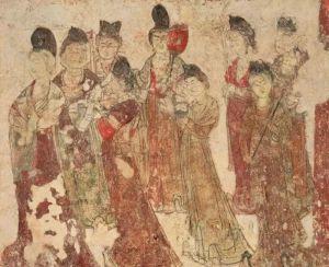 刘呆运 赵海燕:西安西郊出土唐代宫女墓探析