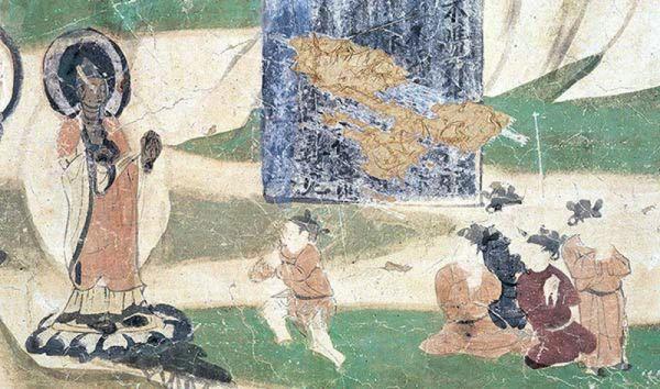 敦煌研究院:敦煌壁画里的教师节——做一天佛陀的学生
