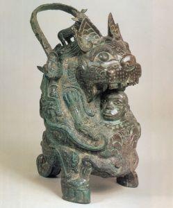 张翀:从人虎之争的青铜器说起
