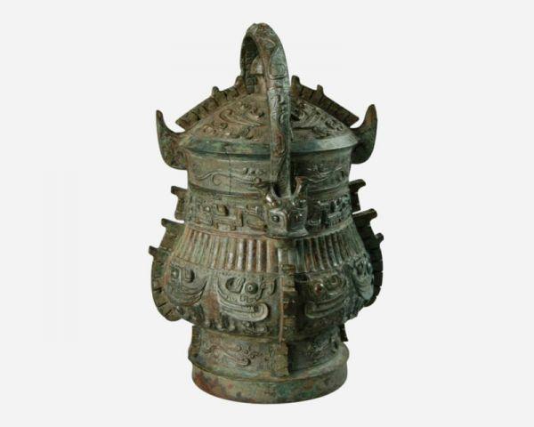 商代 · 祖辛卣(河南博物院)
