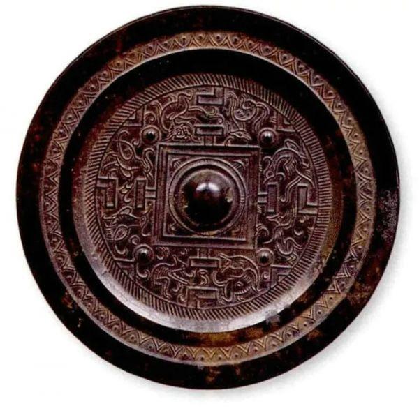 李湛:四神规矩纹铜镜与汉代六博