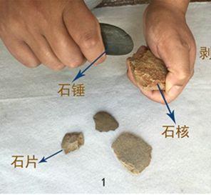 阮齐军:走近打制石器——什么是石核