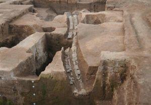 河南淮阳发现中国最早的城市排水系统