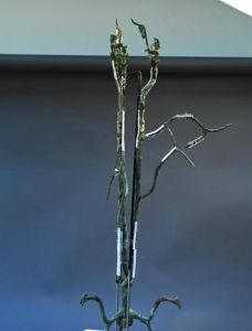 四川:三星堆3号青铜神树真容初现