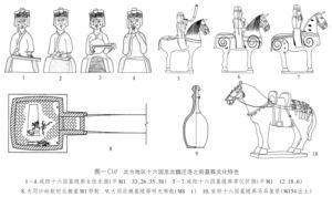 韦正 乔苏婷:江苏徐州地区南北朝墓葬中的陶俑