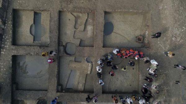 四川三苏祠式苏轩遗址考古发掘出土文物500件