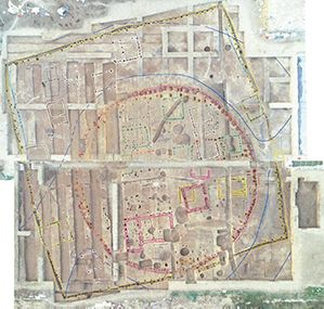 2019全国十大考古终评入围:山东滕州市西孟庄龙山文化遗址