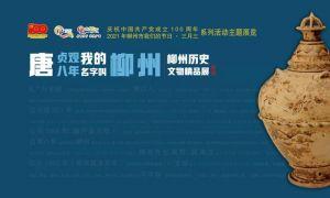 唐贞观八年 我的名字叫柳州——柳州历史文物精品展(柳州博物馆)