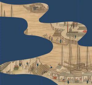 舟楫千里——大运河文化展(中国国家博物馆)