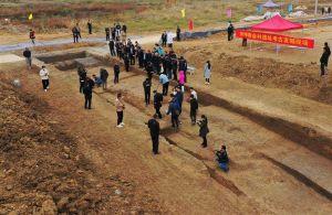 安徽:蚌埠禹会村遗址发现龙山文化城址