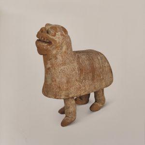 尼松义:舞狮俑——中国与西域文化交流的产物
