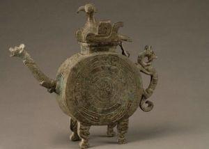 西周 · 它盉(陕西历史博物馆)