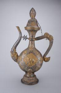清代 · 银净水壶(四川博物院)