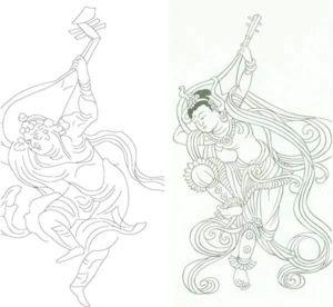 """葛承雍:""""反弹琵琶""""考——敦煌壁画的这一舞姿到底源于何处"""