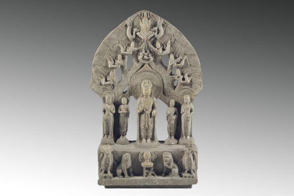 北齐 · 观音菩萨五尊像(山西博物院)