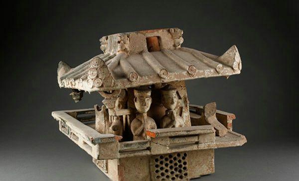 魏晋 · 陶楼(陕西历史博物馆)