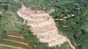 """山西:离石信义遗址发现4300多年前""""豪宅"""""""