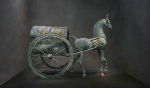 朱良津:铜镜、铜鼓、铜车马,贵博青铜文物的斑驳之美