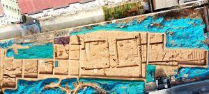 河南:洛阳玄武门遗址全貌初现 现场发现唐宋两代遗迹叠压