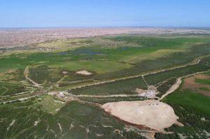 新疆:卓尔库特古城确认为汉晋时期一处高等级城址