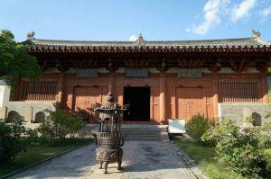铁器时代 · 佛光寺大殿