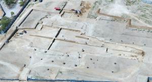 山西:太原东山古墓发现大型西汉墓园遗址