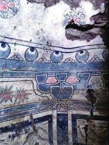 山西:五寨发现元代壁画墓