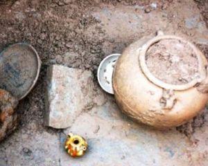 河北:阜城发现一唐代中晚期古墓