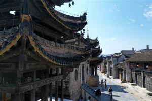 荆紫关古街:明清古建筑瑰宝