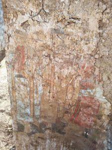 内蒙古发现一座距今约千年辽代壁画墓