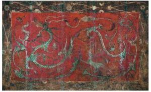 王煜:陕西靖边渠树壕东汉壁画墓星象图的几个问题