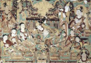 胡德生:从敦煌壁画看中国的传统家具