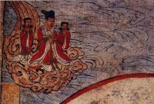 马炜   蒙中:敦煌藏经洞流失海外的绘画珍品
