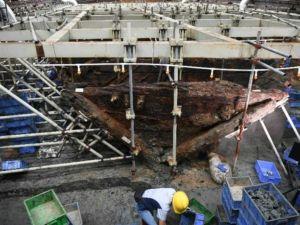 """""""南海I号""""考古发掘预计于2021年完成"""