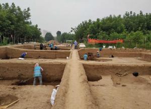 山东:济南梁王遗址发现战国城址 正推进保护性回填