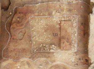 湖北:盘龙城遗址发现约3万平方米铺石遗存