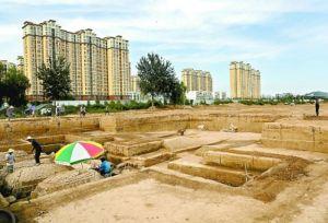 路县故城遗址保护展示工程2022年完工——汉代县城遗址将变公园开放