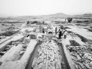 河北:涉县相继发掘16座清代墓 墓葬规制极高