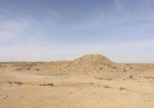 内蒙古阿拉善盟发现9处汉代烽燧遗址