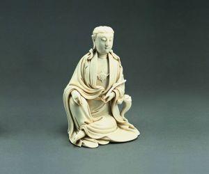 明代 · 何朝宗制观音像(重庆中国三峡博物馆)