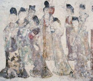 蔡昌林:唐墓壁画背后的李唐秘史