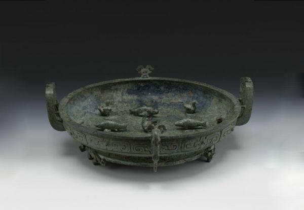 春秋 · 子仲姜盘(上海博物馆)